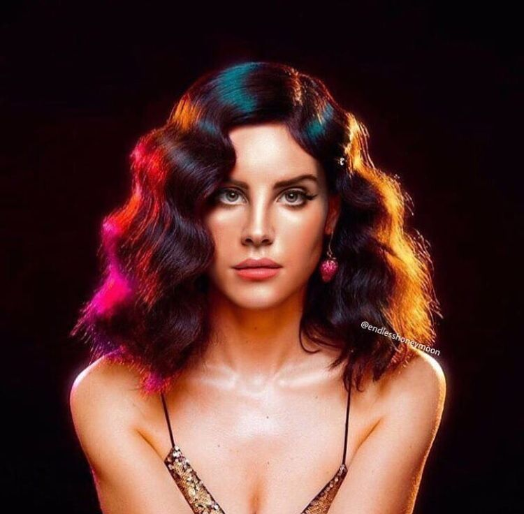 Marina Del Rey Edit Credit Goes To Owner Lana Del Rey