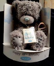 Tatty Teddy Happy 18th Birthday Bear