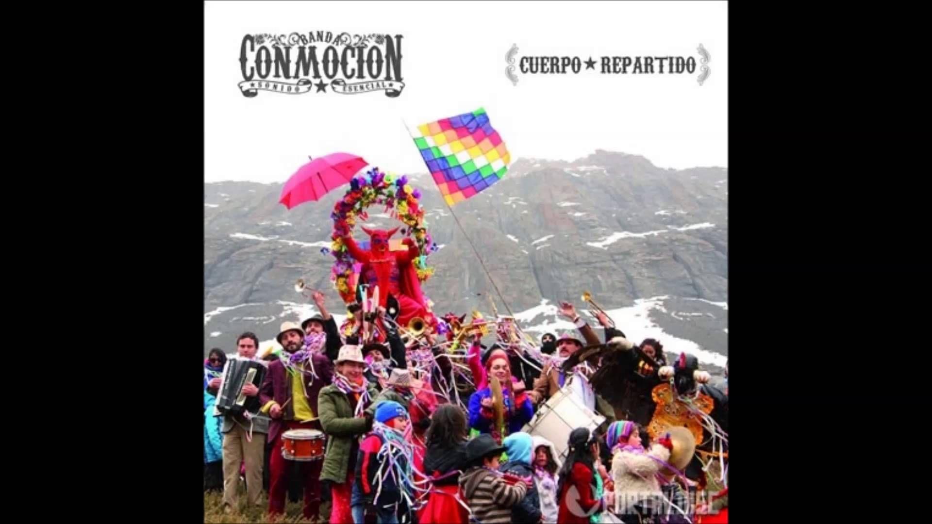 Banda Conmoción - Cuerpo Repartido (Disco Completo)