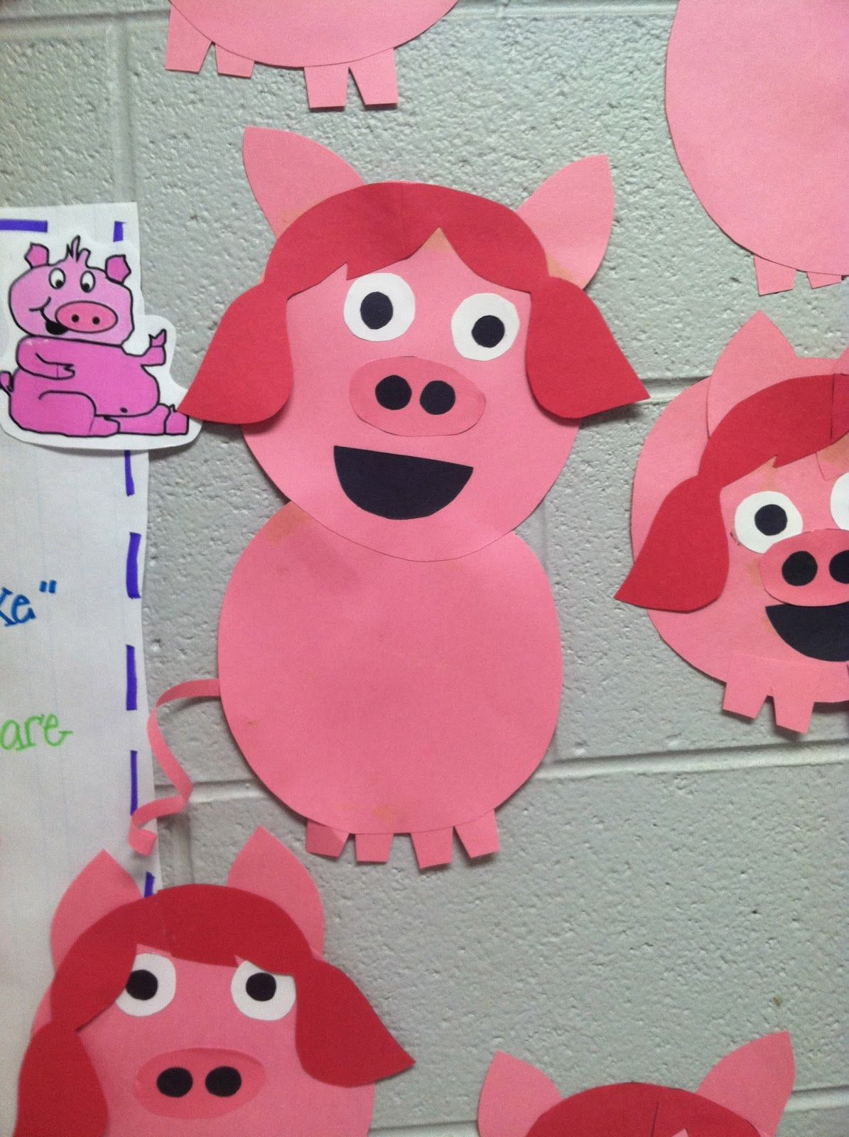 Pigs In Wigs And Johnny Appleseed Centers In Action