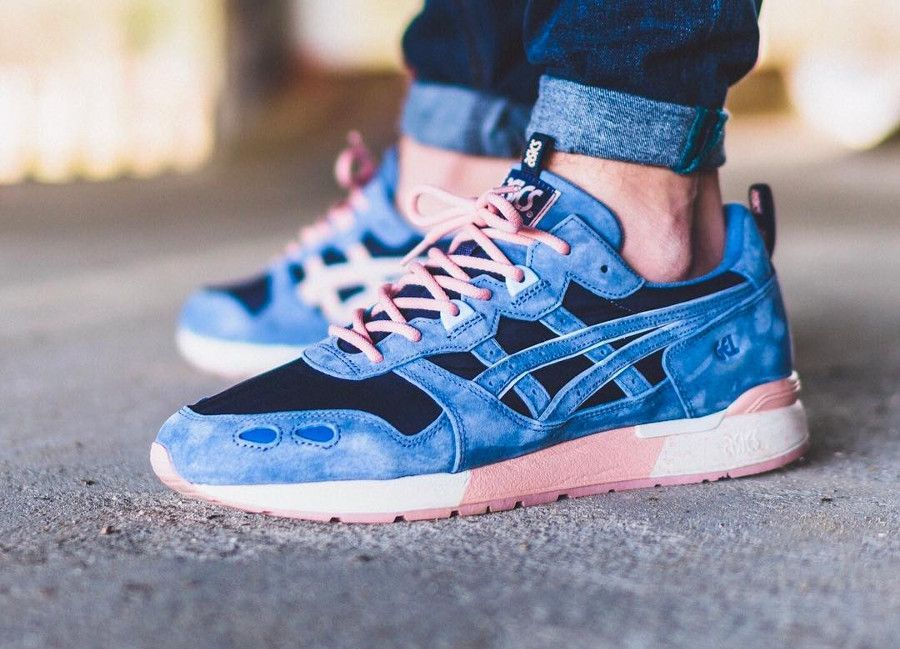 Size? x Asics Gel Lyte OG '36 Views' Ukiyo-e Art | Shoes | Asics ...