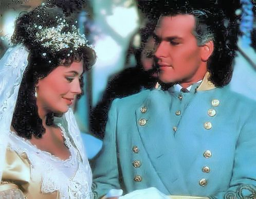 north and south miniseries   Patrick Swayze wedding North and South   Flickr - Photo Sharing!