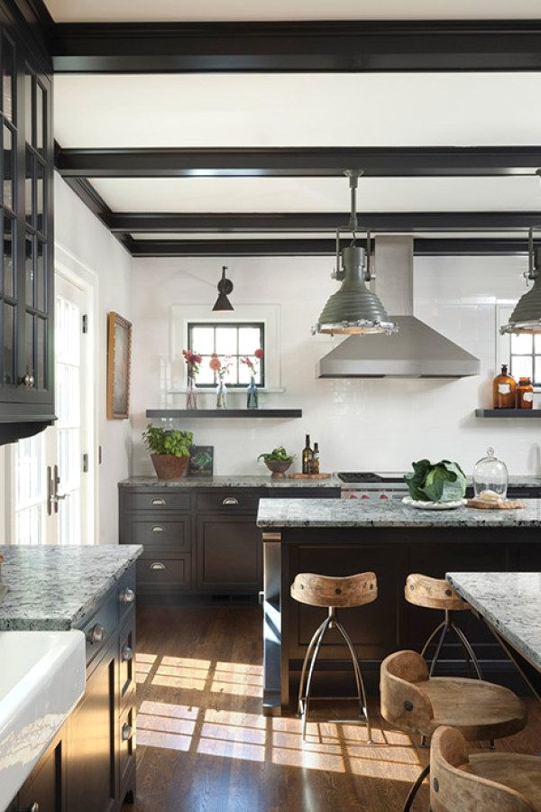 10 Easy Industrial Kitchen Decor Designs For