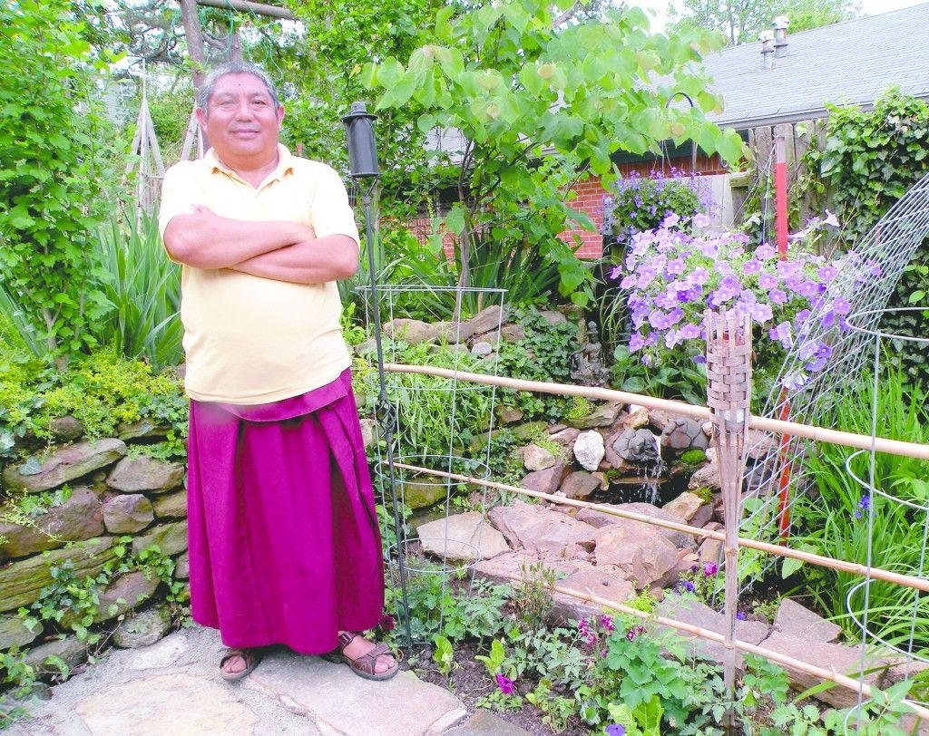 Geshe's Garden of Peace & Joy, Health & Happiness by peace garener Geshee Dorjee.