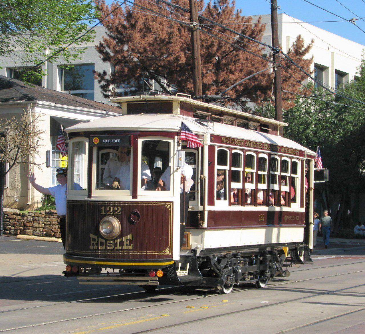 Uptown Dallas Mckinney Avenue Trolley M Line Service Suspension Visit Dallas Dallas Uptown Food Tours