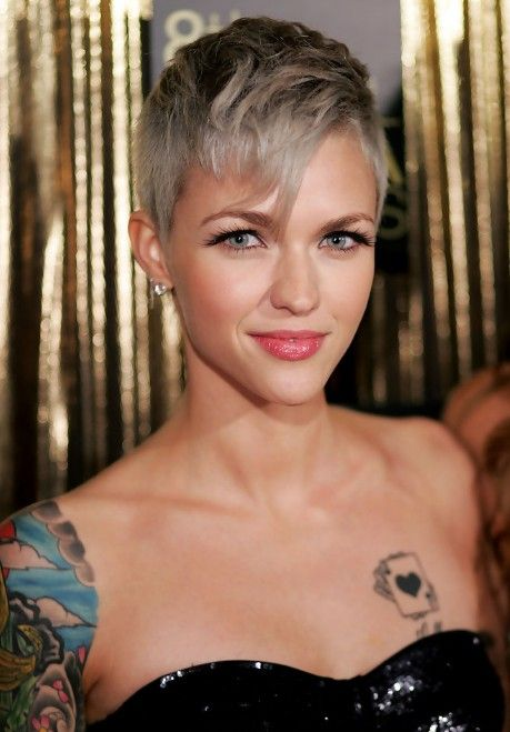 Phenomenal 1000 Images About Pixie On Pinterest Short Hairstyles For Black Women Fulllsitofus