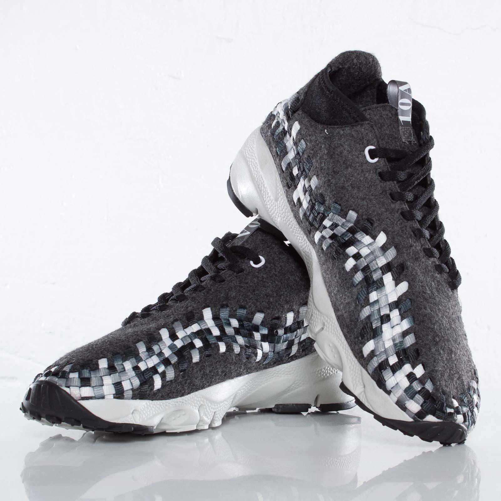 outlet store a922e e065f Nike Air Footscape Woven Chukka