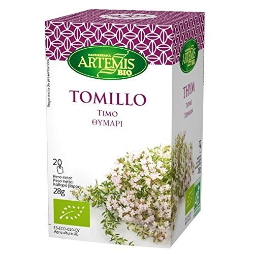 Artemis Bio Thyme Tea Bags 20 X 4 Bo 80 Click Image For More Details This Is An Affiliate Link And I Receive A Commission The