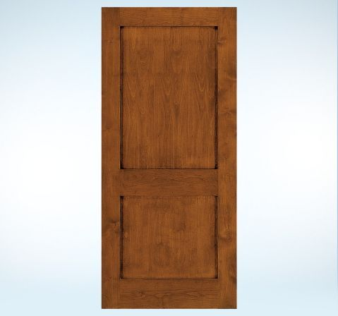 Custom Wood All Panel Exterior Door Custom Wood Energy Efficient Door Exterior Doors