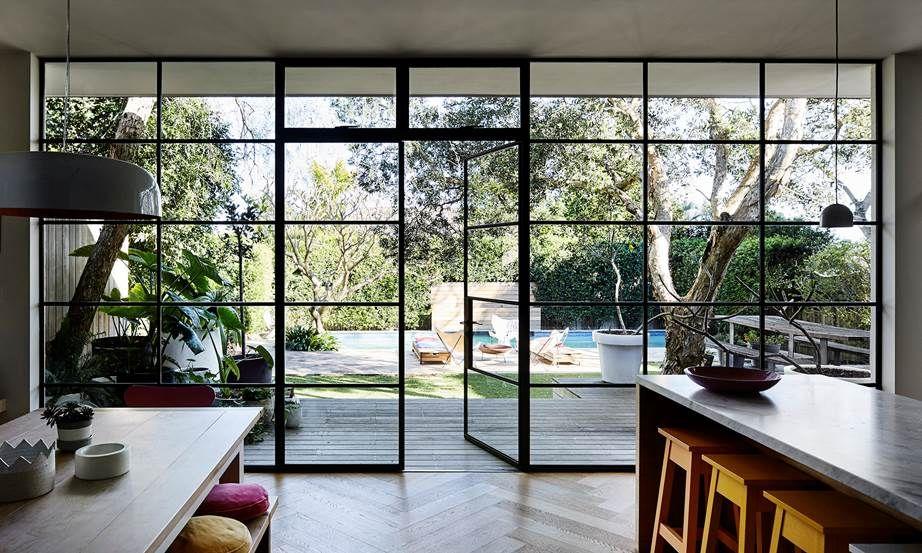 10x de mooiste interieurs met stalen deuren | Balconies