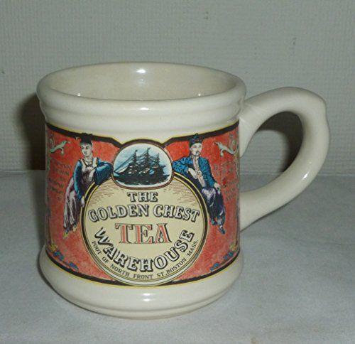 The Flourishing Chest Tea Warehouse Coffee Mug