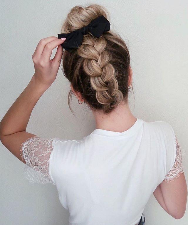 44+ Ideas de Peinados Juveniles que te Encantarán (2019)