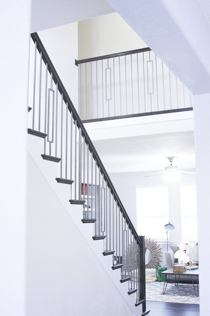 Best 42″ Retrofit Tread Kit With Riser Staircase Design 400 x 300