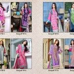 Jubilee Karam Pashmina Shawl Collection 2014