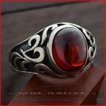 black and red rings - Google Search
