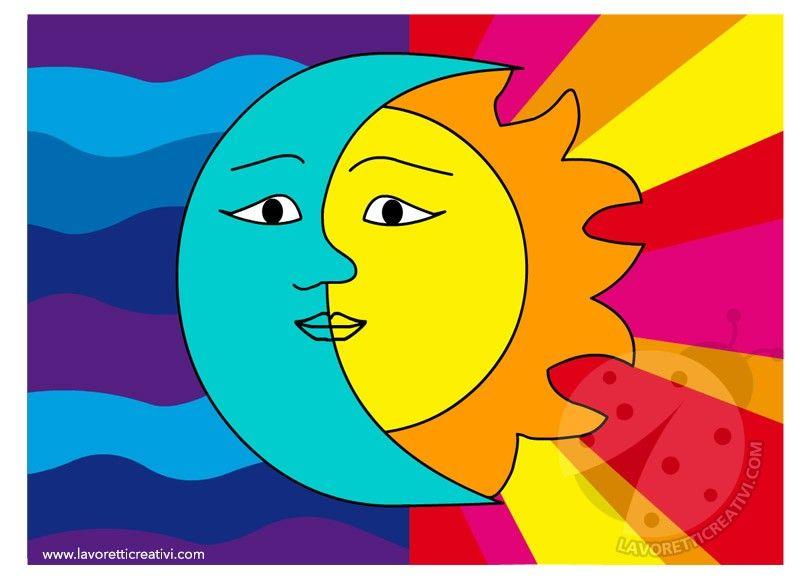 attivit didattica colori caldi e colori freddi easy art