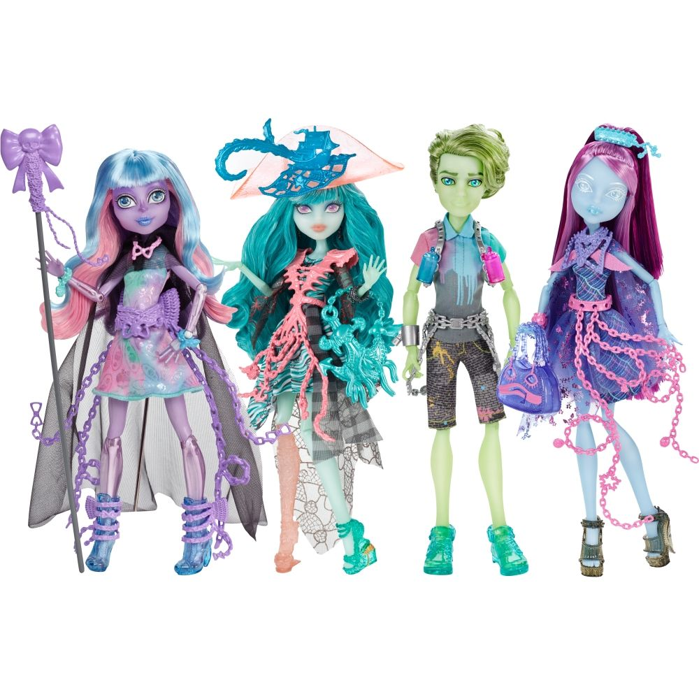 EXCLUSIVE! Monster High™ Haunted Student Spirits™ Doll