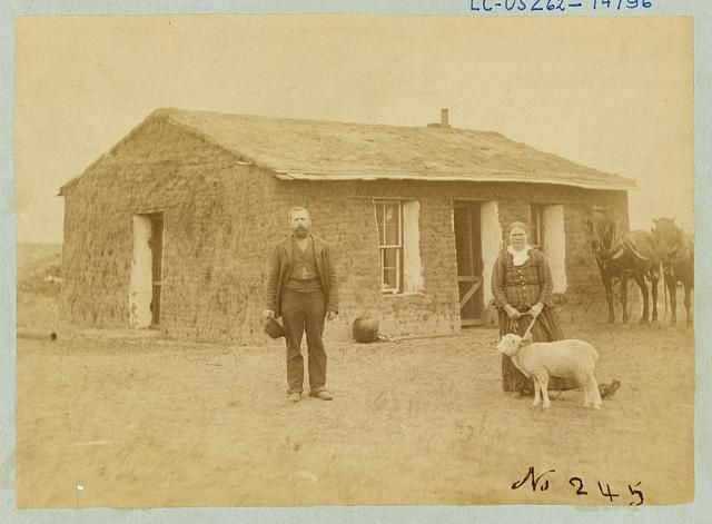 [William Couhig, Dale (Dale Valley), Custer County, Nebraska] 1886