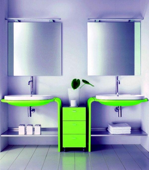 Bold Bathroom Color Ideas Part - 22: Bold Bathroom Color Ideas