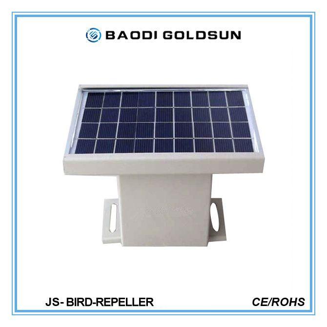 China Solar Bird Repeller Waterproof Solar Bird Repeller Supplier Manufacture Bird Repellents Repeller Bird