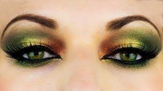 arabische makeup tutorial - YouTube