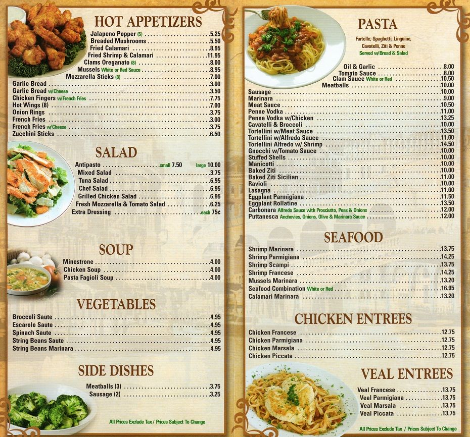 restaurant menu design google search