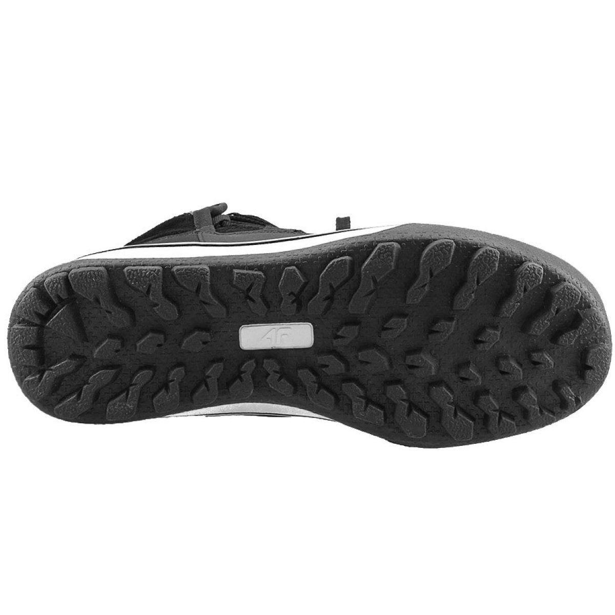 Buty Zimowe 4f W D4z19 Obdh201 21s Czarne Winter Shoes For Women Sport Shoes Women Winter Shoes