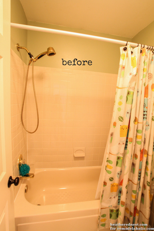 Diy Tub And Tile Reglazing Project Lighten And Brighten Your Bath