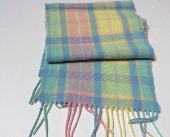 Scotland Pink Tartan écharpe