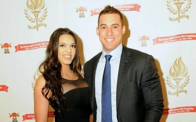 Charlise Castro 9 Facts About George Springer S Girlfriend