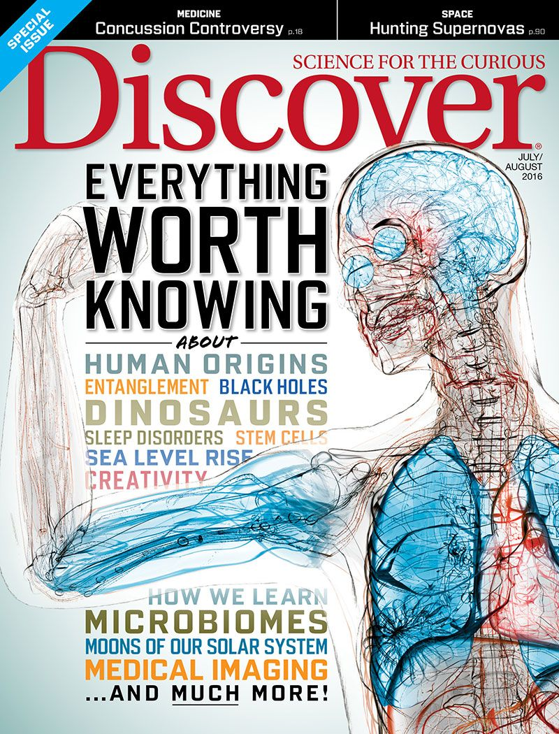 Discover Magazine The Latest In Science And Technology News Blogs
