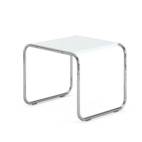 Marcel Breuer Laccio Side Table