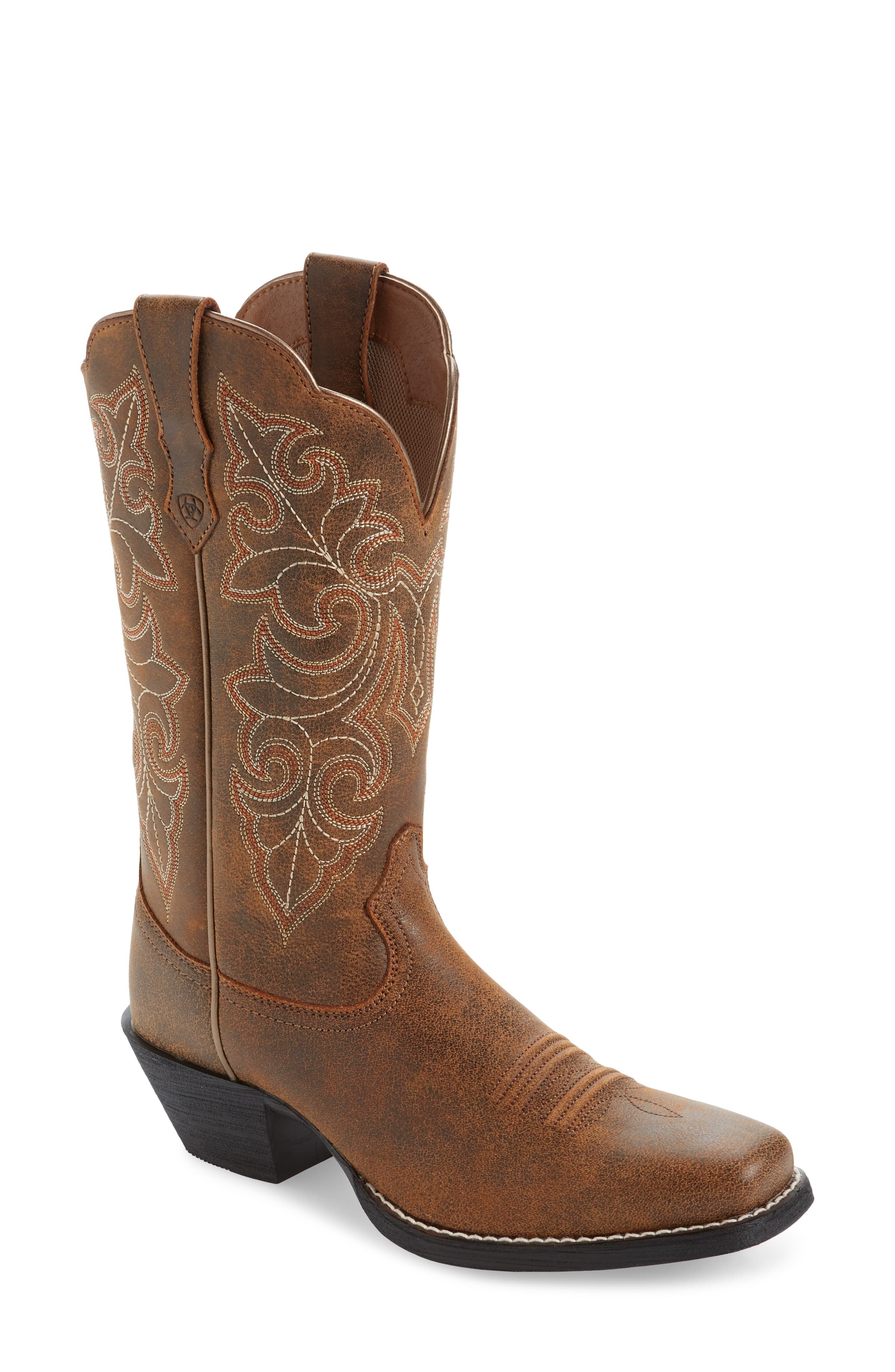Western boots, Boots, Cowgirl boots