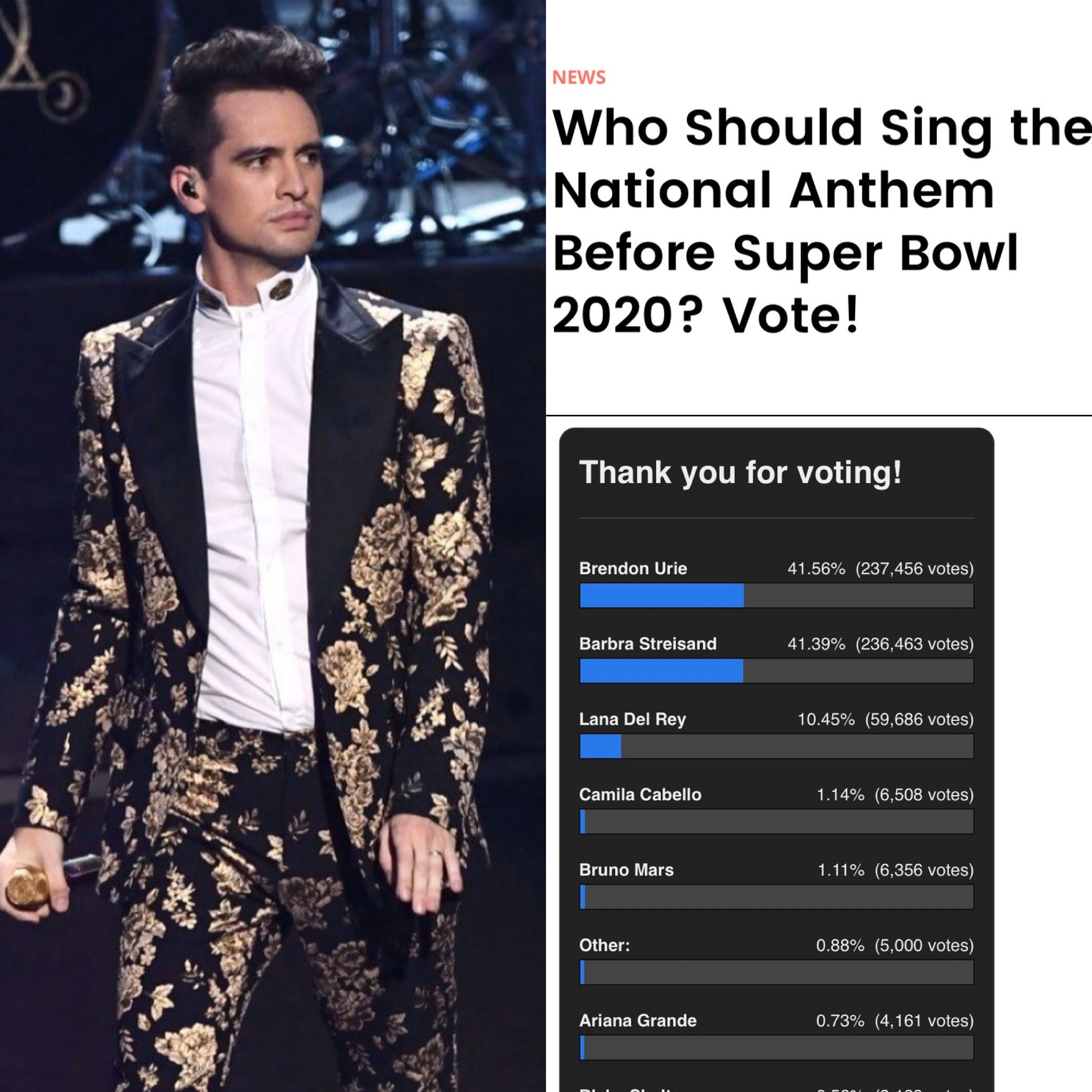 who sang the national anthem super bowl 2020