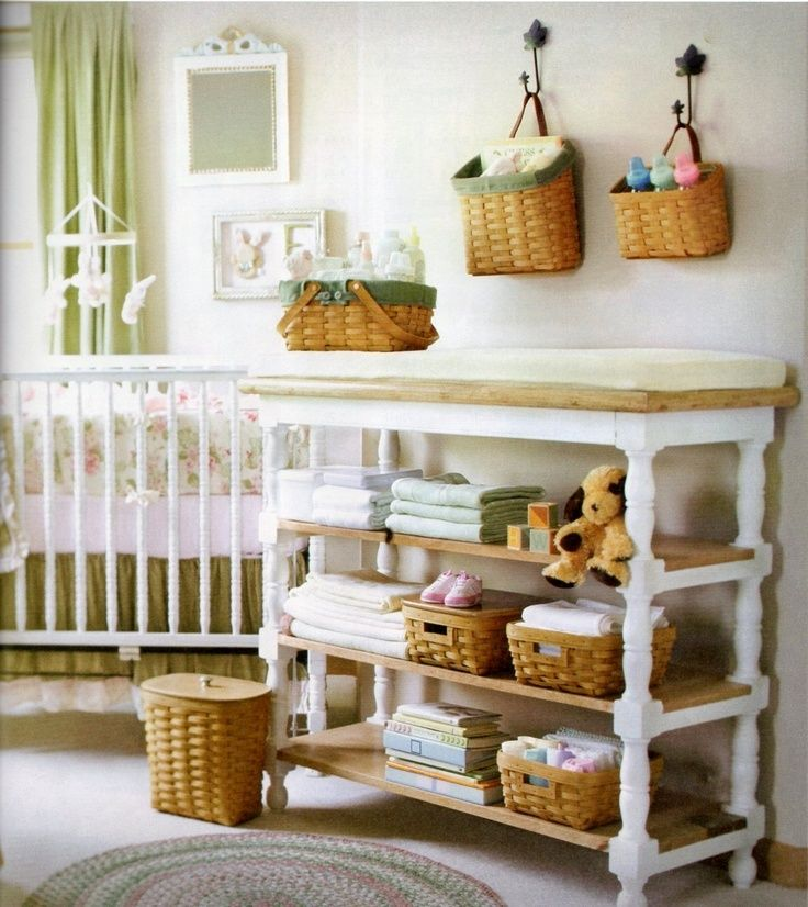 Beautiful Baby Rooms: Pin By Dory BlueTang On Longaberger In 2019