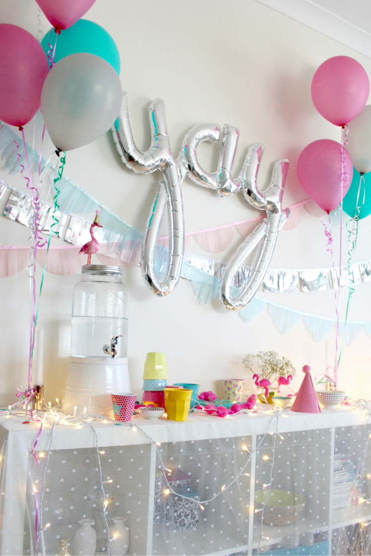 Kid's Birthday Party Decorating Ideas Birthday party