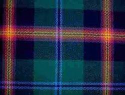 Young tartan plaid from Highland Kilt