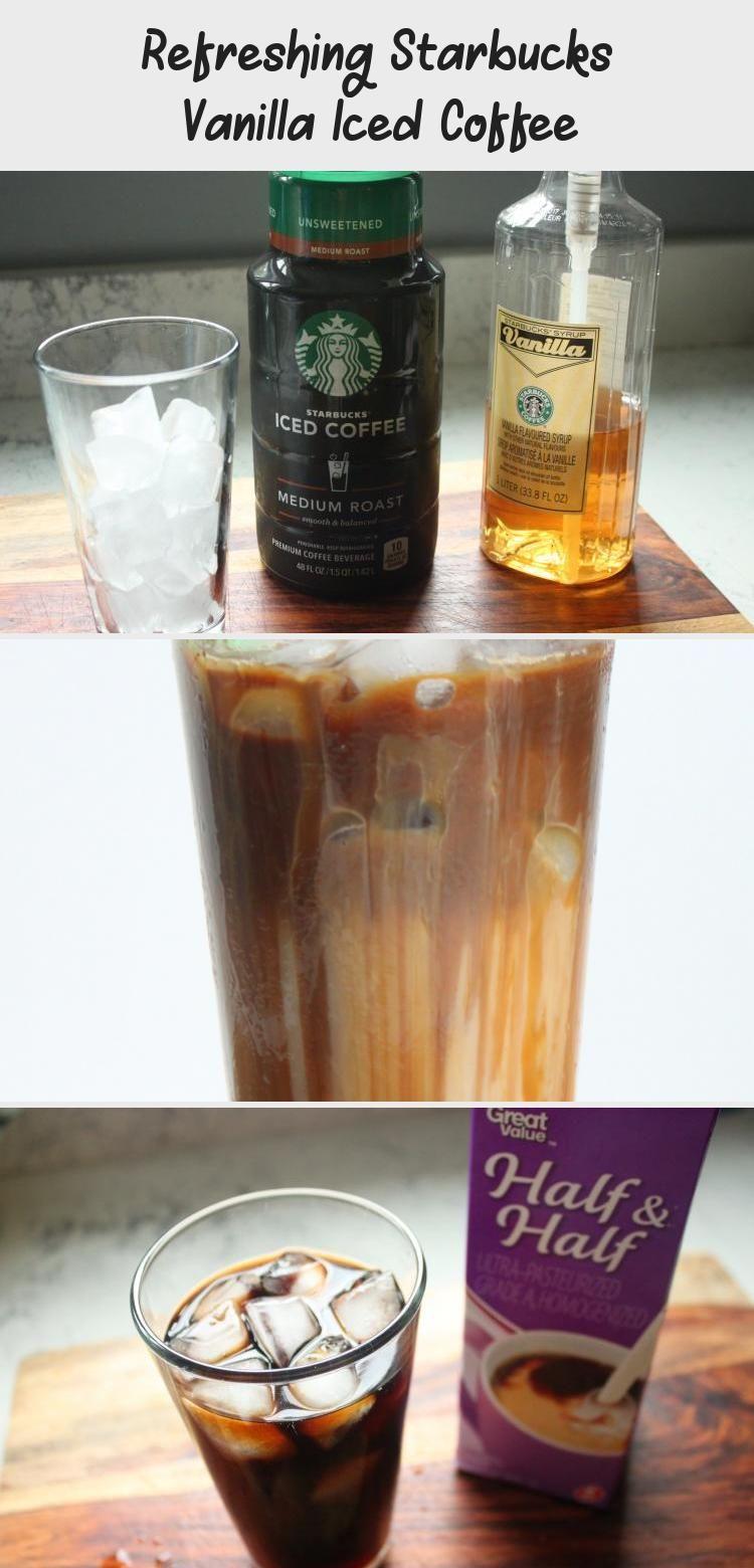 33++ Vanilla iced coffee starbucks inspirations