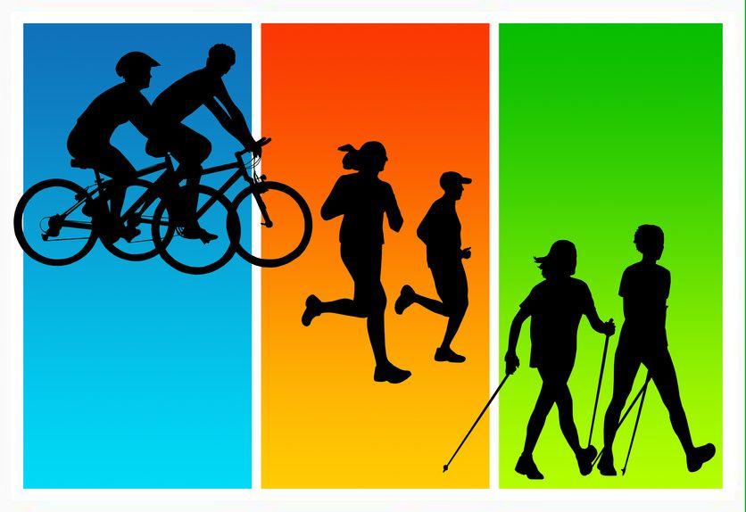 Fitness Fun Friends And Food All Greenway Run Walk Bike