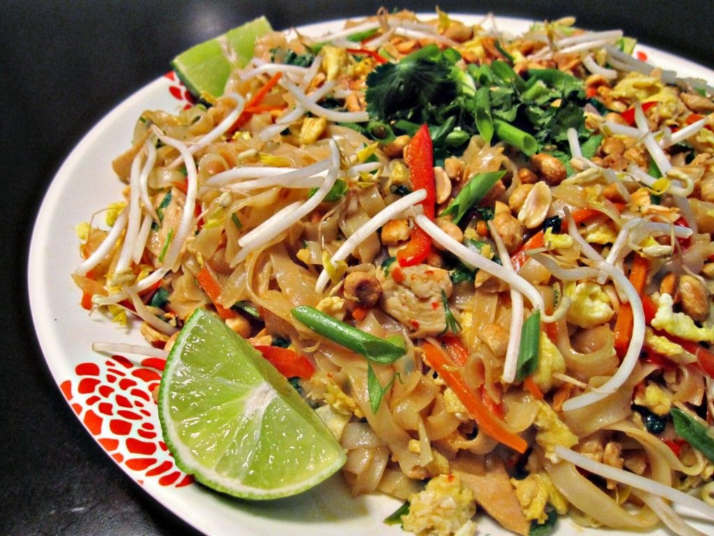 Lisas skinny pad thai foods recipes and asian chicken pad thai forumfinder Gallery