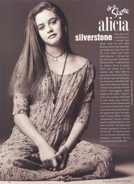 alicia silverstone 1992 - photo #30
