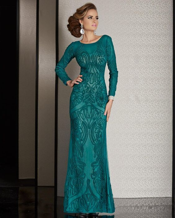 Not Your Average Mother Of The Bride Gown From Clarisse