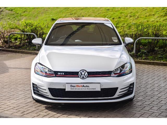 Volkswagen GOLF GTI mk7 Oryx White GTI Pinterest Gti