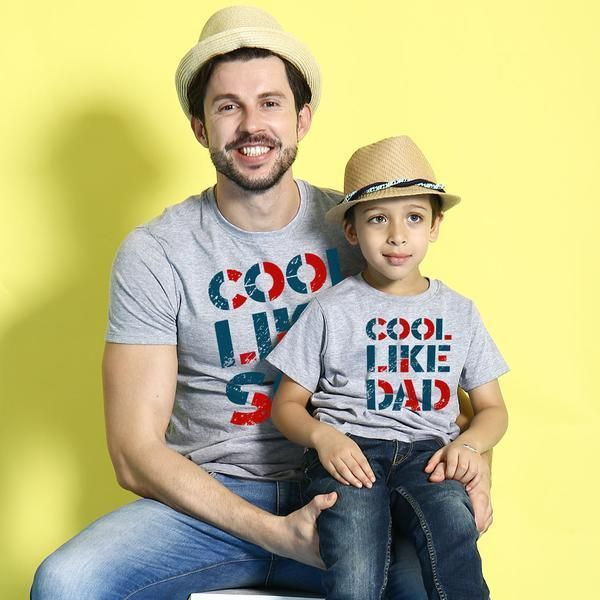 Father s Day Gift 2018 - Celebrate Father s Day With Special Edition  Matching Dad And Son Tshirts!  fathersday  tshirt  GiftsforDad  GiftGuide  ... af34f203df8c