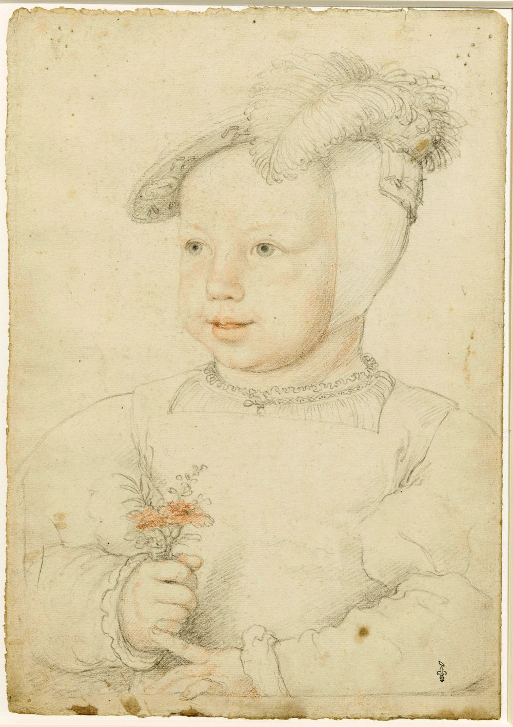 François dauphin de France- François Clouet   © RMN   Musee Conde, Chantilly, France