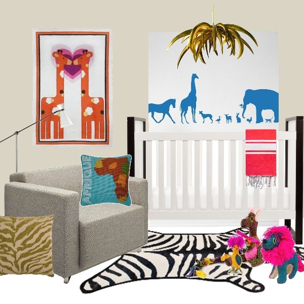 Project Decor Baby Inspiration Room