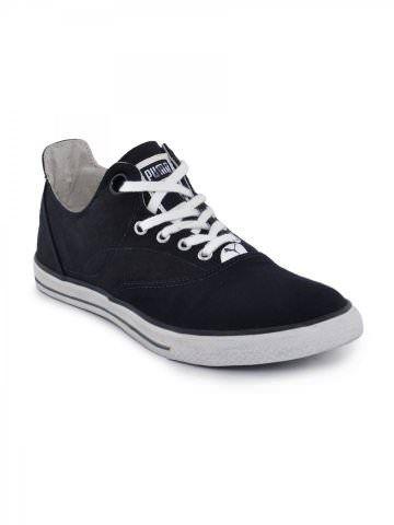 Puma Unisex Navy Blue Limnos Casual Shoes | Myntra via @Myntra.com