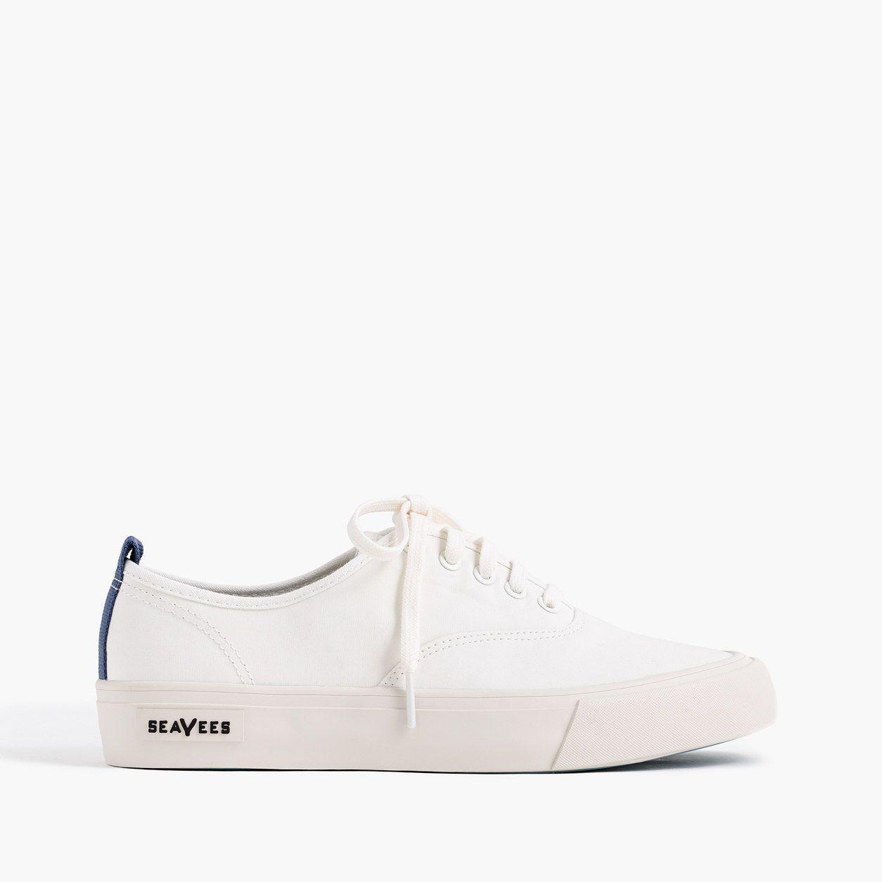 SeaVees® for J.Crew Legend sneakers in piqué cotton for sale official site PbVluIG4J