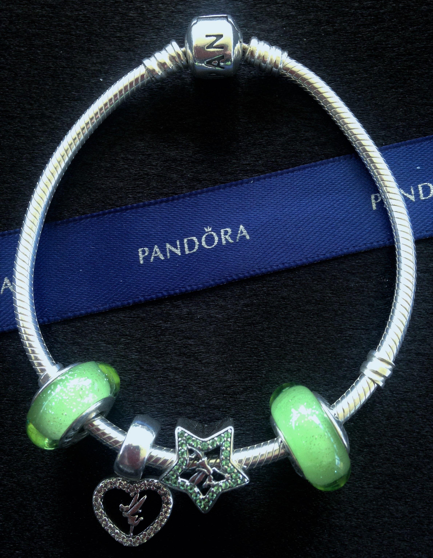 Pandora Disney Tinkerbell Star Spring 2016 Pandora Jewelry Pandora Bracelets Pandora Disney Collection