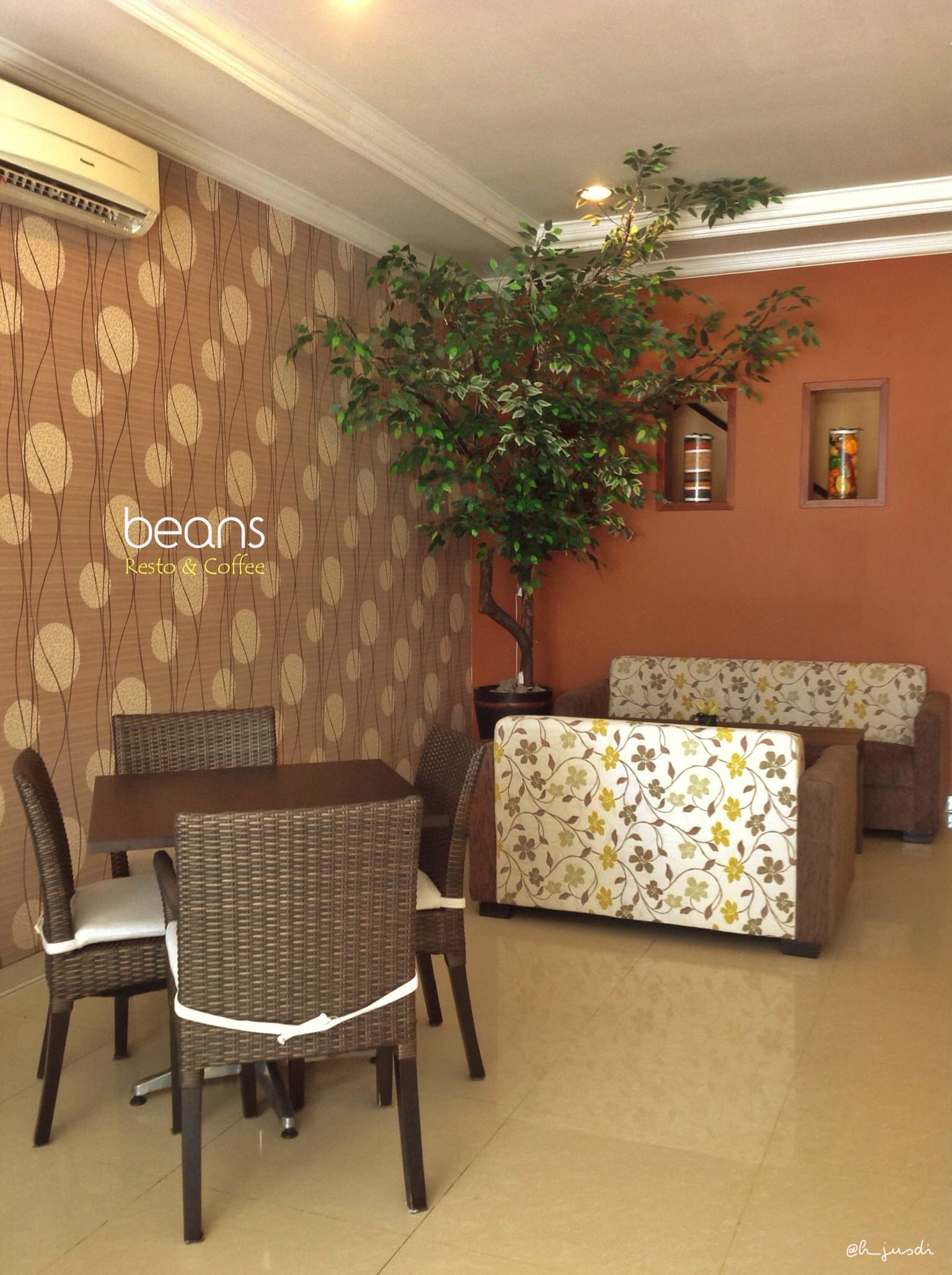 Beans Resto & Coffee Semarang Central Java INDONESIA